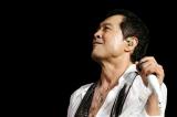 東京スカイツリーの天望デッキで初めてライブした歌手として歴史に刻まれることになった矢沢永吉