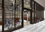 東京スカイツリーの商業施設「東京ソラカラ」にオープンするレンタサイクルカフェ『BOOSTER CAFE RENT A BICYCLE by SCOTT』