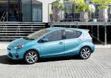2012年5月の新車販売台数ランキングで2位となったトヨタの小型HV『アクア』
