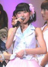 19位に躍進したNMB48の渡辺美優紀 (C)ORICON DD inc.