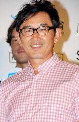 妻・東尾理子が妊娠中の第1子について「産むことを強く思っている」と語った石田純一 (C)ORICON DD inc.