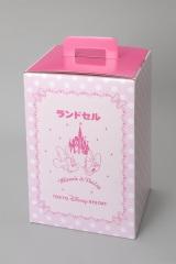 オリエンタルランド初の取扱いとなるオリジナルランドセルの化粧箱 (C)Disney