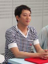 1ヶ月1万円生活で健康的な体を手に入れたサバンナ・高橋 (C)ORICON DD inc.
