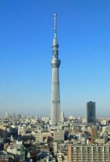 オープンしてもうすぐ1ヶ月。東京スカイツリー人気を受けてさまざまな