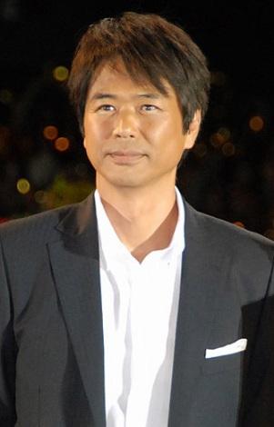 映画『BRAVE HEARTS 海猿』完成披露舞台あいさつに登壇した時任三郎 (C)ORICON DD inc.