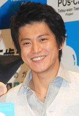 4位に選ばれたのは小栗旬 (C)ORICON DD inc.