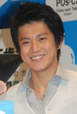 直近1年内に漫画・アニメ原作のドラマ・映画に主演したなかで好きな俳優ランキング、9に選ばれた小栗旬 (C)ORICON DD inc.