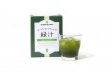 有機栽培の大麦若葉と明日葉にミドリムシを配合された粉末状の『ユーグレナ・ファームの緑汁』