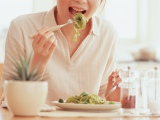 """食材の""""GI値""""を参考に、血糖値を急上昇させない食事法を紹介"""