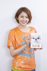 長澤まさみのナレーションで待望の『にゃんこ THE MOVIE 5』登場 (C)2012フジテレビジョン