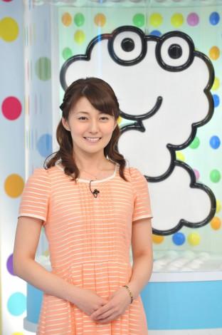 朝の情報番組『ZIP!』Showbiz担当に抜てきされた久野静香アナウンサー