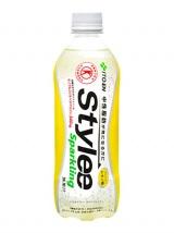7月2日より発売される、特定保健用食品の認可を受けた炭酸飲料『Stylee Sparkling(スタイリー スパークリング)』(伊藤園)