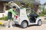 超小型電気自動車『コムス』