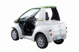 トヨタ車体の1人乗りの超小型EV『コムス』