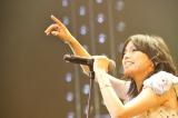 妊娠8ヶ月で恒例の七夕ライブを開催した相川七瀬