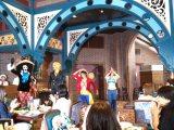 USJできょう7日からスタートするイベント『ワンピース・プレミア・サマー』、昨年好評だった「サンジの海賊レストラン」にはキャラクターたちが乱入! (C)ORICON DD inc.