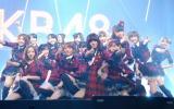 「ヘビーローテーション」、「真夏のSounds good!」などのヒット曲も (C)ORICON DD inc.