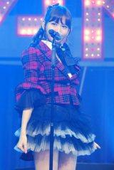 新機種『ぱちんこAKB48』プレス発表会に出席したAKB48の小嶋陽菜 (C)ORICON DD inc.