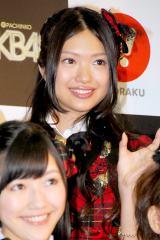 新機種『ぱちんこAKB48』プレス発表会に出席したAKB48の北原里英 (C)ORICON DD inc.