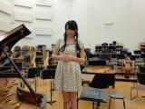 クラシック音楽番組『読響シンフォニックライブ』の新司会者に抜てきされたAKB48・松井咲子