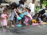 小さな子どもでも保護者と手をつなぎながら楽しめるイベント