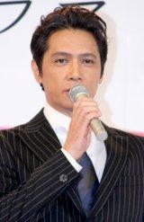 NHK大河ドラマ『八重の桜』新キャスト発表会見に出席した加藤雅也 (C)ORICON DD inc.