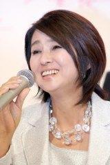 NHK大河ドラマ『八重の桜』新キャスト発表会見に出席した秋吉久美子 (C)ORICON DD inc.