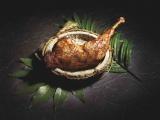 かぶりつけ! 「こんがり肉」を模したメニュー『こんがり肉G〜ウルトラ上手に焼けました〜』