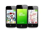 『LINE』の公式お絵かきアプリが公開