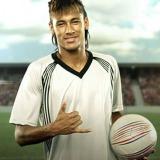 パナソニックにより展開されている特設YouTubeサイトに起用されたサッカーU-23ブラジル代表ネイマール選手