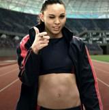 パナソニックにより展開されている特設YouTubeサイトに起用された女子7種競技イギリス代表ルイーズ・ヘイゼル選手