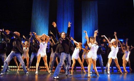 世界的人気ダンスカンパニー『バーン・ザ・フロア』に今井翼の出演が決定! (C)Joan Marcus