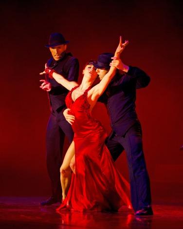 世界的人気ダンスカンパニー『バーン・ザ・フロア』に今井翼の出演が決定! (C)David Wyatt