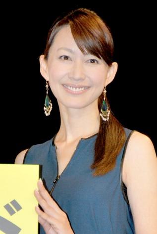 映画『鍵泥棒のメソッド』完成披露試写会前の舞台あいさつに出席した森口瑤子 (C)ORICON DD inc.