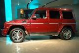 2日に発売されたメルセデス・ベンツの高級SUV『Gクラス』 (C)ORICON DD inc.