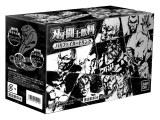 『刃牙闘士飲料(バキファイタードリンク)』オリジナルの箱