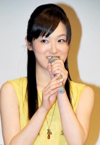 映画『桐島、部活やめるってよ』とTOKYO FM『SCHOOL OF LOCK!』とのコラボ試写会に出席した大後寿々花 (C)ORICON DD inc.