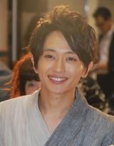 『イトーヨーカドーの恋★浴衣』新CM発表会に出席したAAAの西島隆弘 (C)ORICON DD inc.