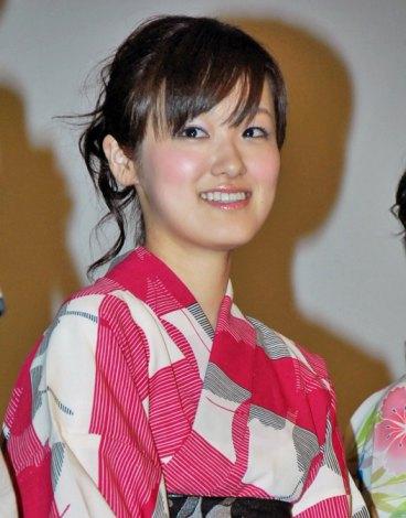 映画『桐島、部活やめるってよ』初日舞台あいさつに出席した大後寿々花 (C)ORICON DD inc.