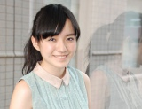 女優として、コメディにも挑戦したいと明るく語る小島藤子 (C)ORICON DD.inc