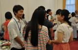 京都大学で開催された「クスノキ晩餐会」の様子