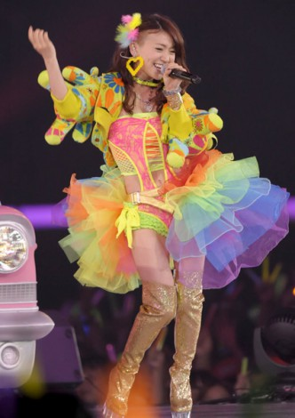 ダンス衣装の大島優子