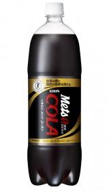10月9日より発売される、『キリン メッツ コーラ』1.5Lサイズ