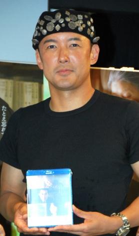 映画『わが母の記』ブルーレイ&DVD発売記念イベントに出席した山本太郎 (C)ORICON DD inc.