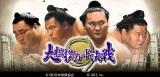 『大相撲カード決戦』キービジュアル(C) 財団法人日本相撲協会 /(C)GREE, Inc.