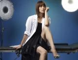 米倉涼子が10月期の新ドラマにクールでダーティーな外科医役で主演 『ドクターX〜外科医・大門未知子〜』(C)テレビ朝日