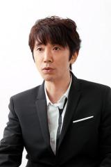 """役者として育った""""ホーム""""への思いは熱い! ユースケ・サンタマリア/Photo:片山よしお"""