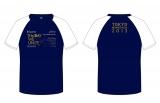 新しくなったチャリティーランナーTシャツのデザイン(予定)