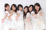 11月7日にデビューする6人組ユニット・i☆Ris