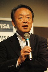 Visa金融教育ワークショップで基調講演を行った池上彰氏 (C)ORICON DD inc.
